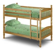 Litton Pine 2ft6 Bunk Bed